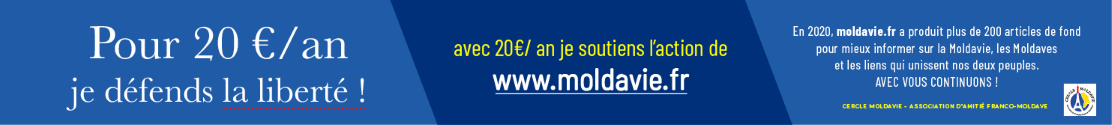 Soutenez l'action de www.moldavie.fr