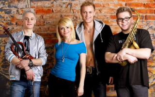 Olia Tira et SunStroke Project